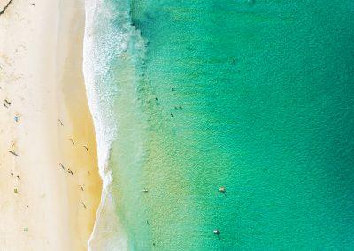 Segmentation of the Sun and Beach Tourist